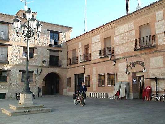 Antigua Casa de Postas de Corral de Almaguer