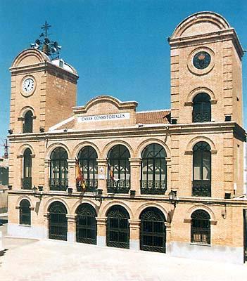 Ayuntamiento de Escalonilla