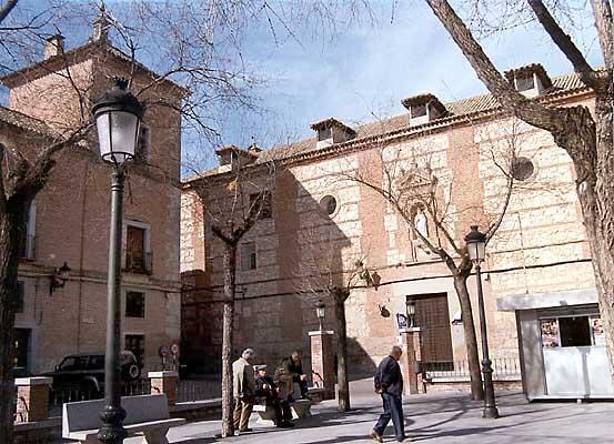 Plaza de Fuensalida