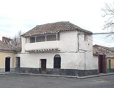 Casa antigua de Huecas