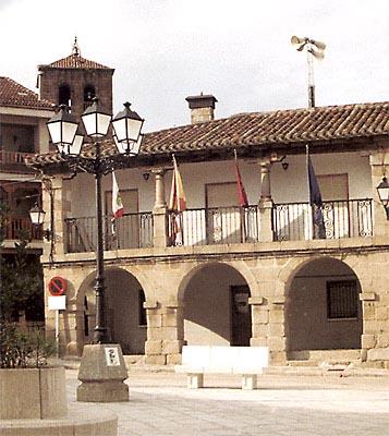 Ayuntamiento de La Iglesuela