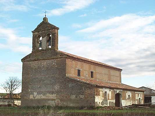 La iglesia de Illán de Vacas