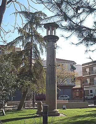 Rollo de justicia de Madridejos