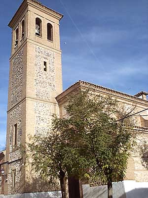 Iglesia parroquial de Santa Marina