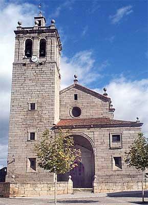 Iglesia de Nuestra Señora de la Nava