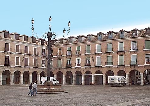 Plaza Mayor de Ocaña