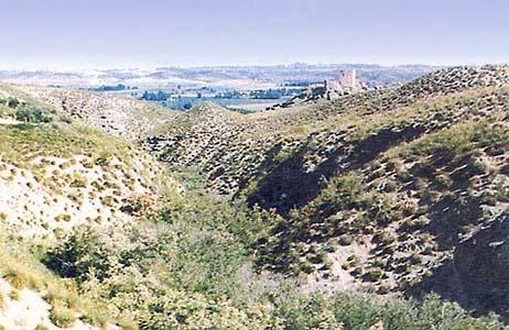 Restos del antiguo Castillo de Ontígola