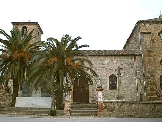Iglesia parroquial de Nuestra Señora de la Luz