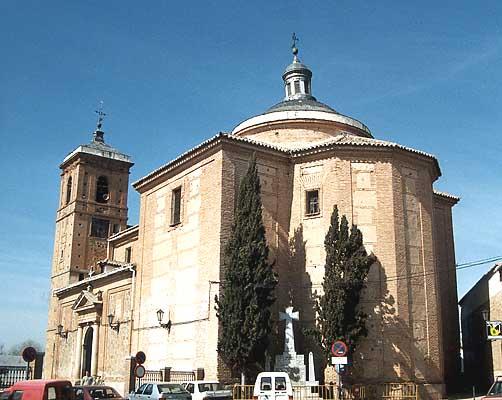 Iglesia parroquial de San Pedro y San Pablo