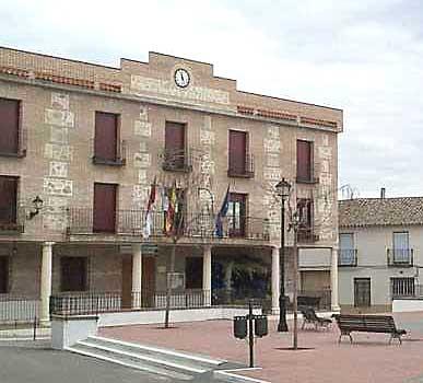 Ayuntamiento de Portillo de Toledo