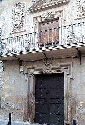 Casa de piedra en Quintanar de la Orden