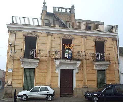 Ayuntamiento de San Bartolomé de las Abiertas