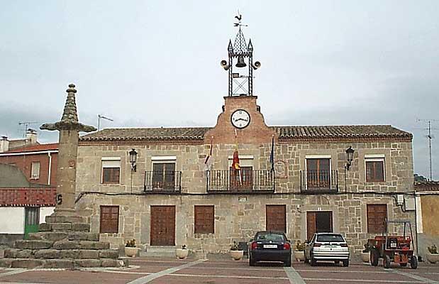 Ayuntamiento de San Román de los Montes