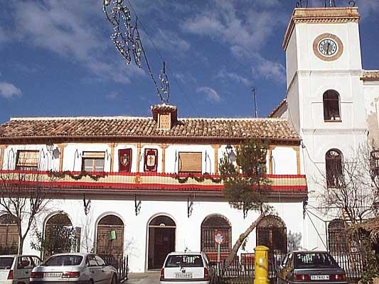 Ayuntamiento de Santa Cruz de la Zarza