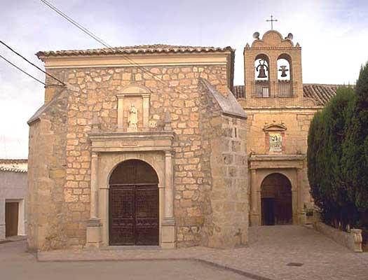 Convento de las Clarisas de El Toboso