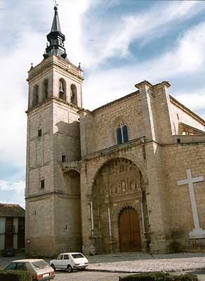 Iglesia Colegiata de Torrijos