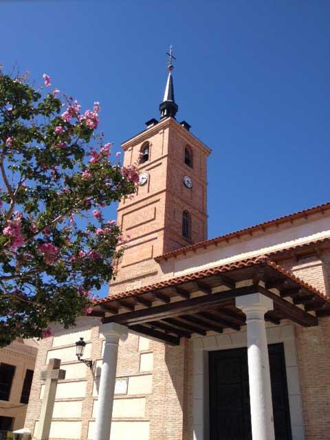 Iglesia parroquial de Santo Domingo de Guzmán