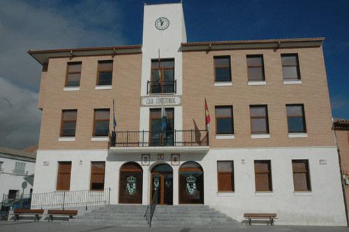 Ayuntamiento de Las Ventas de Retamosa