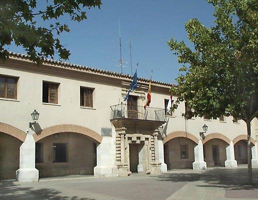 Ayuntamiento de Villacañas