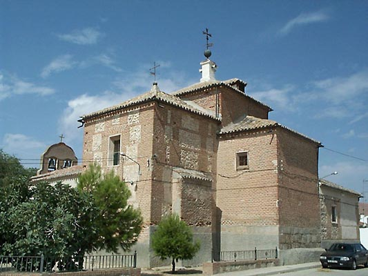 Iglesia parroquial de Nuestra Señora de la Redonda