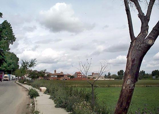 Panorámica de Villasequilla