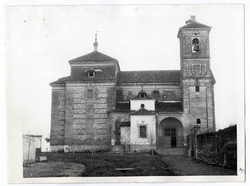 Alcabón. Iglesia parroquial de Santo Tomás. 1963. (P-10)