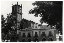 Alcaudete de la Jara. Casa Ayuntamiento. 1957 (P-15)