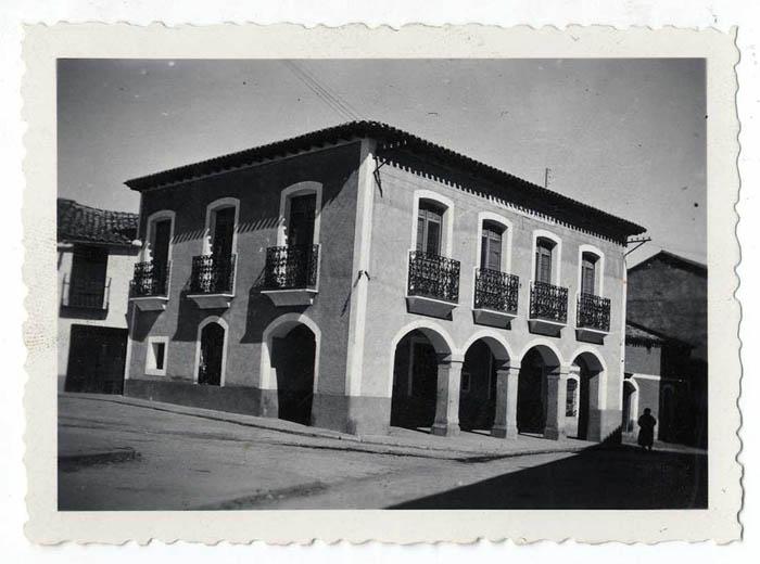 Belvís de la Jara. Casa Ayuntamiento. 1958 (P-36)