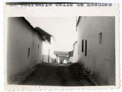 Burujón. Calle de Mesones. Hacia 1960 (P-48)