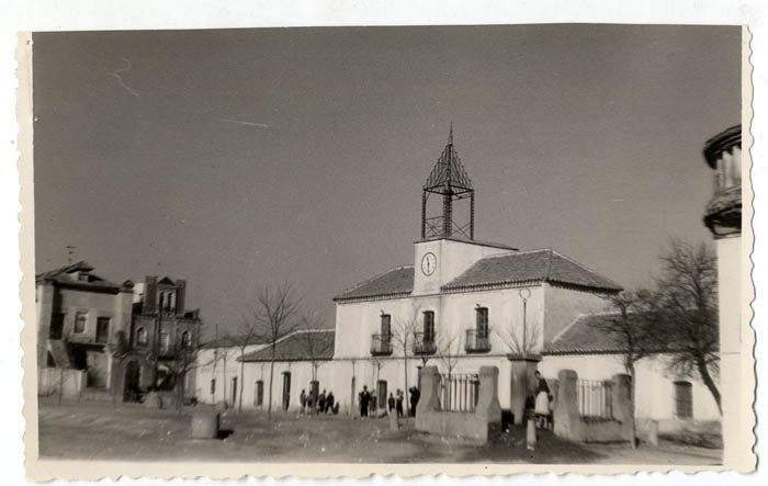 Burujón. Casa  Ayuntamiento. 1958 (P-49)