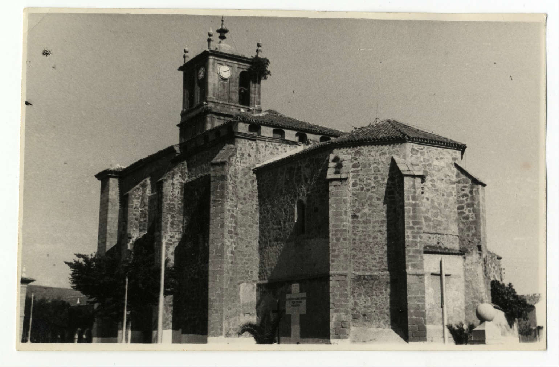 Alcaudete de la Jara. Iglesia de la Inmaculada. 1957 (P-18)