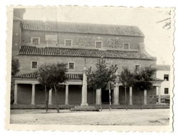 Argés. Iglesia parroquial de San Eugenio Mártir. 1957 (P-31)