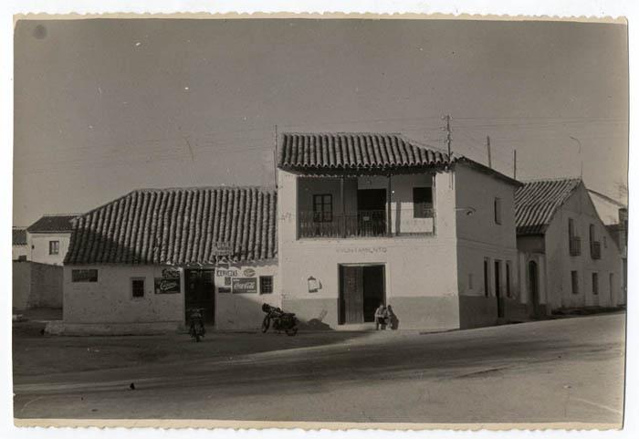 Cabañas de la Sagra. Casa Ayuntamiento. 1958 (P-52)