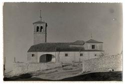 Cabañas de la Sagra. Iglesia de la Asunción. 1958 (P-53)