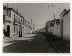 Calera y Chozas. Avenida del comandante Castejón.1958 (P-57)