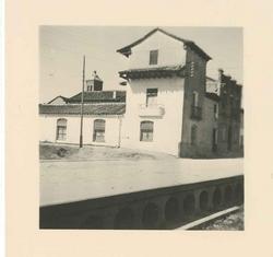 Camarena. Calle Real. Hacia 1958 (P-75)