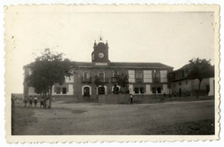 Carmena. Casa Ayuntamiento. 1958 (P-94)