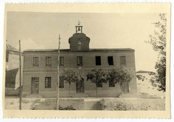Carriches. Casa Ayuntamiento. 1958 (P-95)