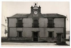Casasbuenas. Casa Ayuntamiento. 1958 (P-109)