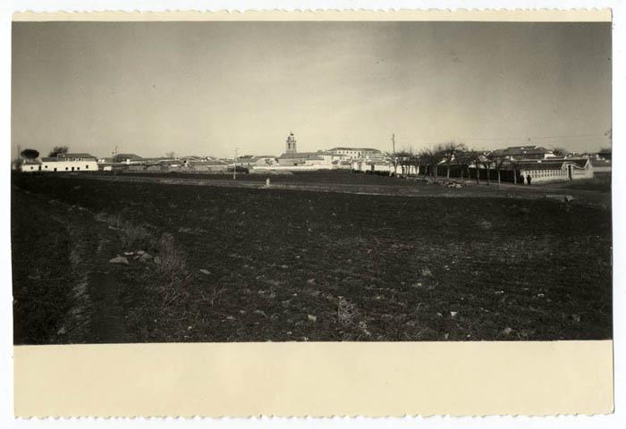 Casasbuenas. Vista panorámica. 1958 (P-111)