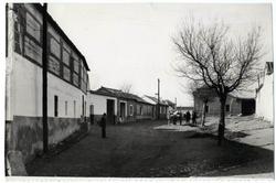 Casasbuenas. Calle Noez. 1958 (P-113)