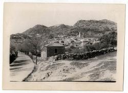 Castillo de Bayuela. Vista panorámica. 1958 (P-114)