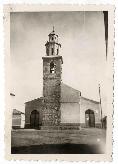 Cazalegas. Iglesia de San Vicente Mártir. 1958 (P-123)