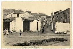 Cervera de los Montes. Calle del Concejo. 1958 (P-132)