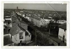 Corral de Almaguer. Vista parcial. 1959 (P-195)