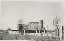 Cuerva.  El castillo. 1959 (P-197)