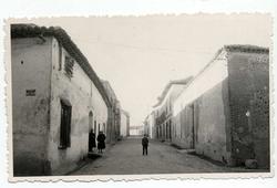 Casarrubios del Monte. Calle Palacios. 1958 (P-106)