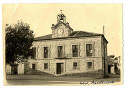 Cervera de los Montes. Casa Ayuntamiento. 1958 (P-128)