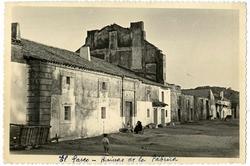 Cervera de los Montes. El Paseo. 1958 (P-129)