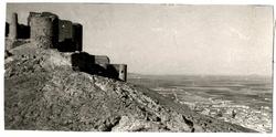 Consuegra. Vista panorámica desde el castillo. 1958 (P-145)